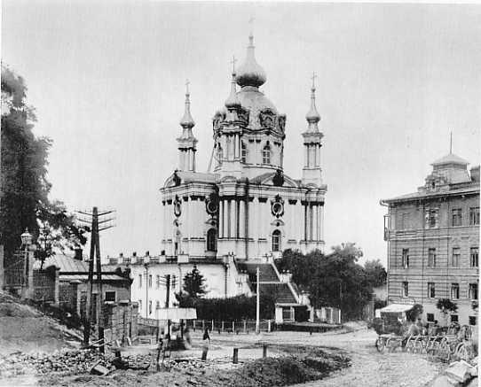 Андреевской церкви дали 10 млн. гривен